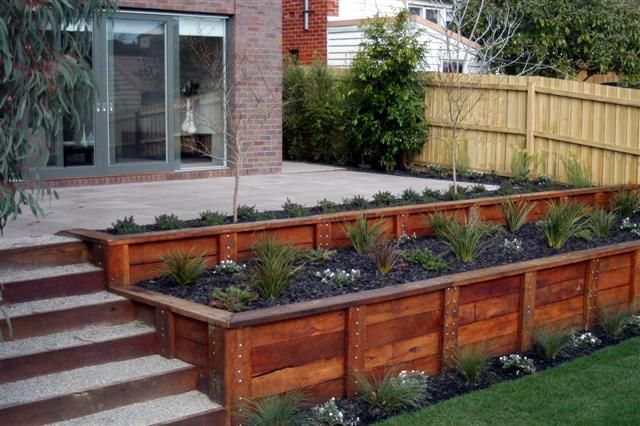 Home retaining walls auckland for Landscape retaining wall design
